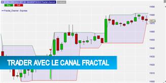 Trader avec le canal fractal