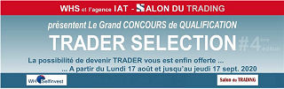 Compétition Trader Selection.