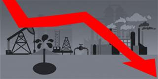 Le cours du pétrole sous pression.